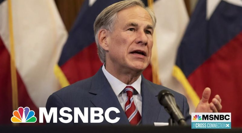 Texas Gov. Pushes One Of The Worst Voter-Suppression Bills Ever 1