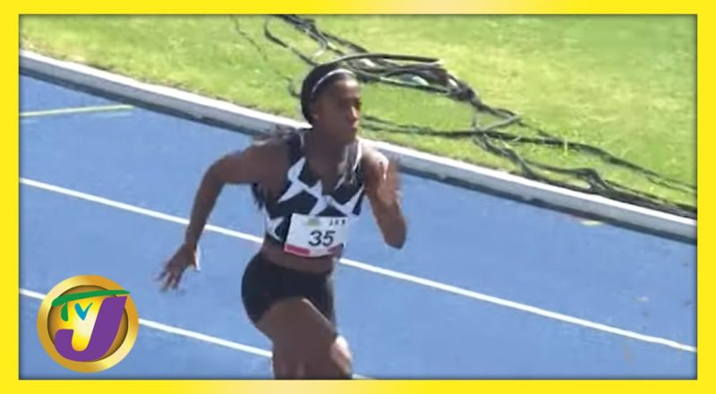 Shelly Ann Fraser Pryce 10.63 Second Fastest Women Alive Sets 100m Record 1