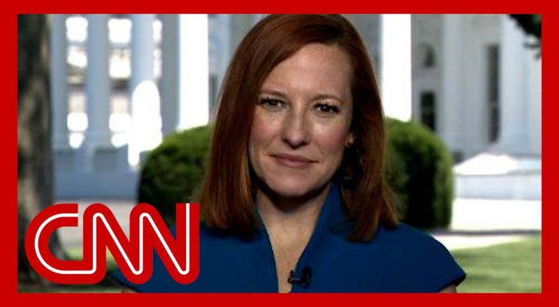 Psaki: I can't let briefing room become a forum for propaganda 5