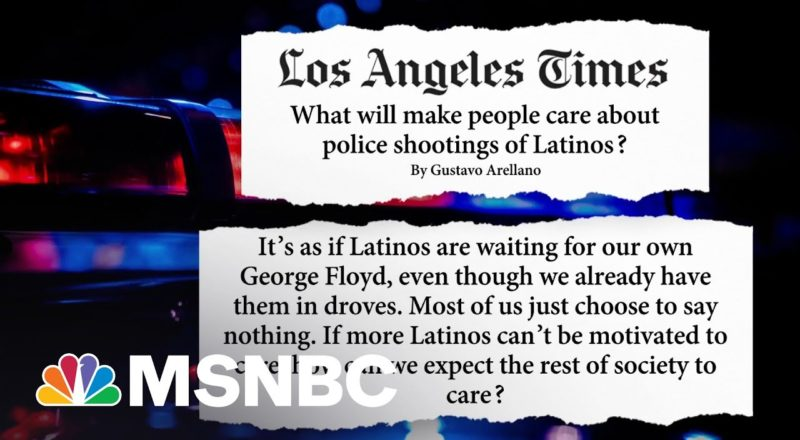 Why Police Violence Against Latinos Is Often Overlooked 1