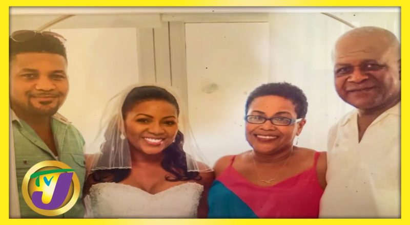 Family Support is Important   Rev. Al Miller & Daughter Kerine Miller-Muir   TVJ Smile Jamaica 1