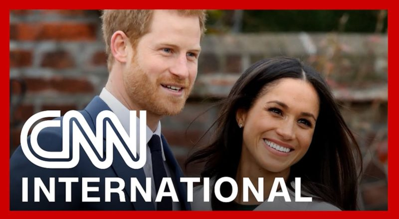 Meghan and Harry name baby girl after Queen Elizabeth and Princess Diana 1
