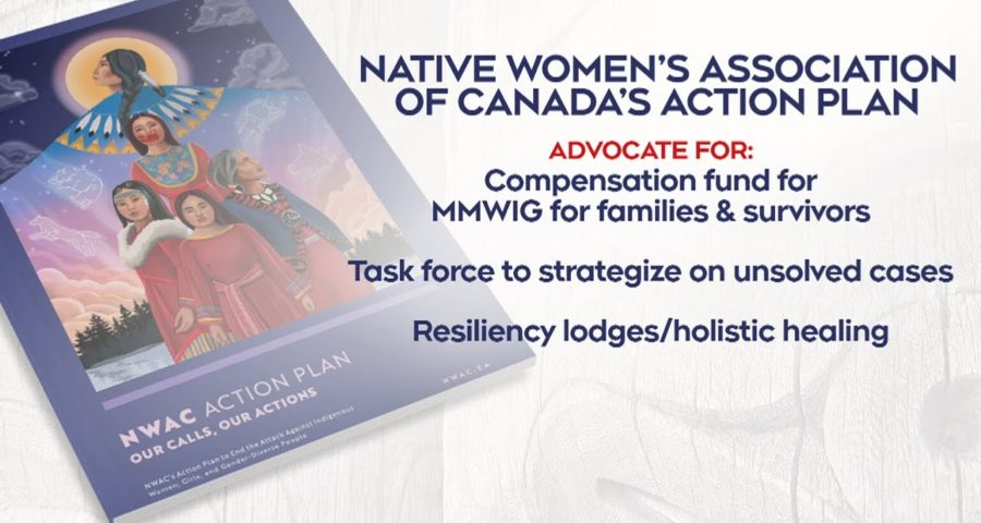 Group releases MMIWG plan, has 'lost confidence' in Trudeau government 7