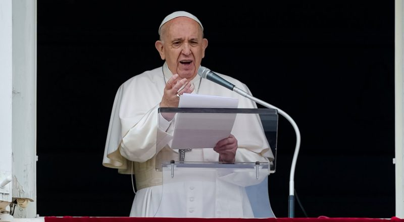 Pope expresses pain over residential school deaths but no apology 1