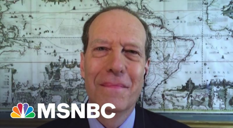 Fmr. NSC General Counsel: Cyberattacks Are A 'Huge Problem' 1