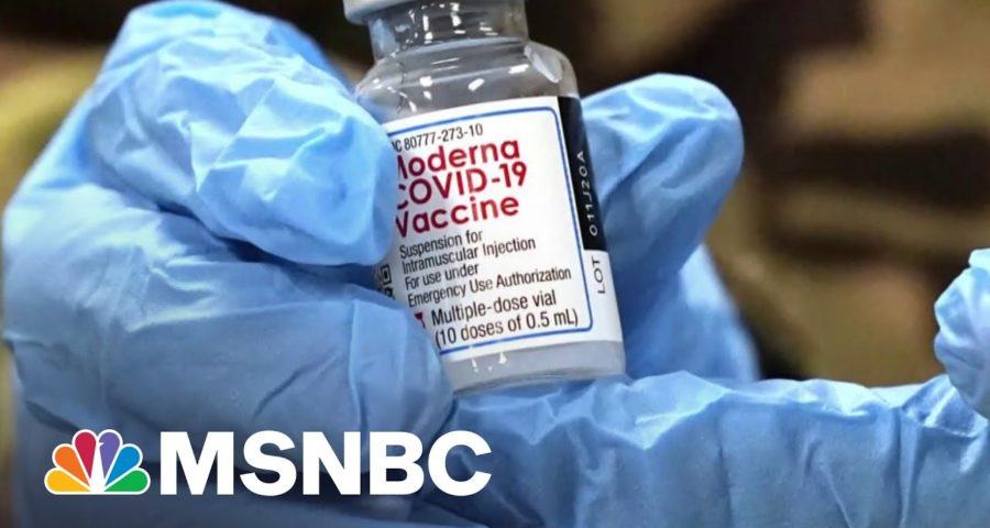 U.S. On Track To Reach President Biden's July 4th Vaccination Goal 1