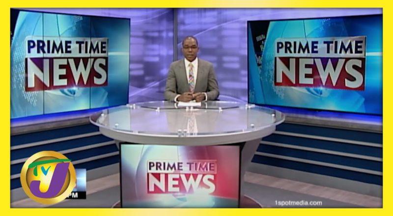 Jamaican News Headlines   TVJ News - June 5 2021 1