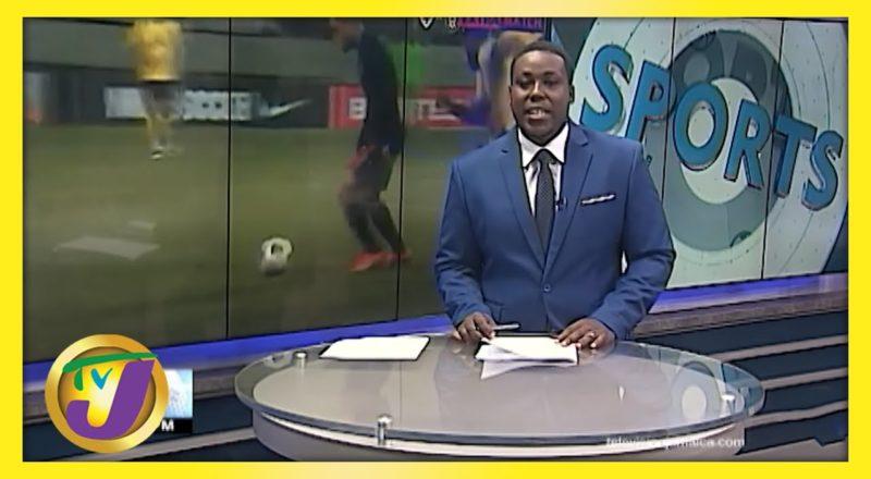Jamaica's Reggae Boyz Hunting Win in Friendly International - June 6 2021 1