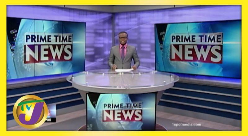 Jamaican News Headlines   TVJ News - June 6 2021 1
