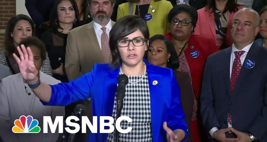 Texas Dems Block GOP Voting Restrictions Based On Trump's Big Lie 5