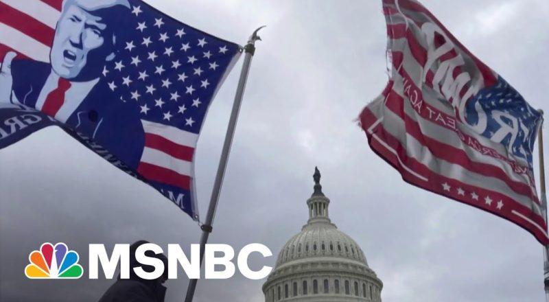 'Watergate Level': Trump Chief Of Staff Pressured DOJ To Support Trump's Election Lies 1