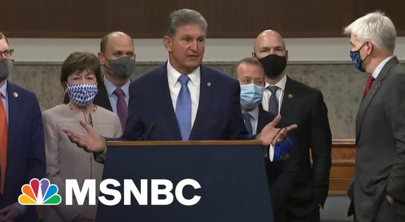 What's Next After Manchin 'No' On Voting Bill | MSNBC 1