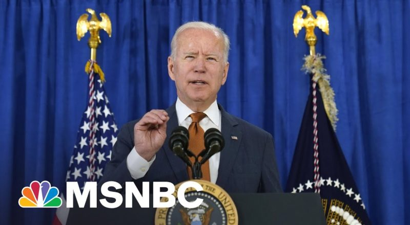 Biden Aims To Show Superiority Of U.S. Democracy On Trip To Europe 4