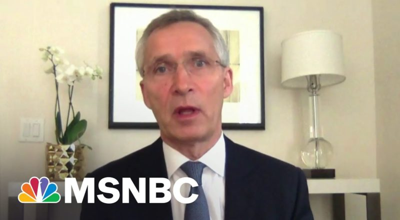 A New Chapter For The United States And NATO?   MSNBC 1
