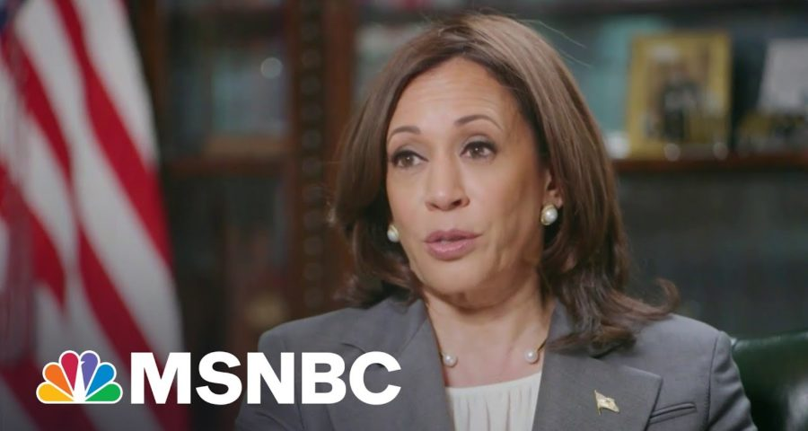 Vice President Kamala Harris: Don't Let Others Tell You Who You Are 1