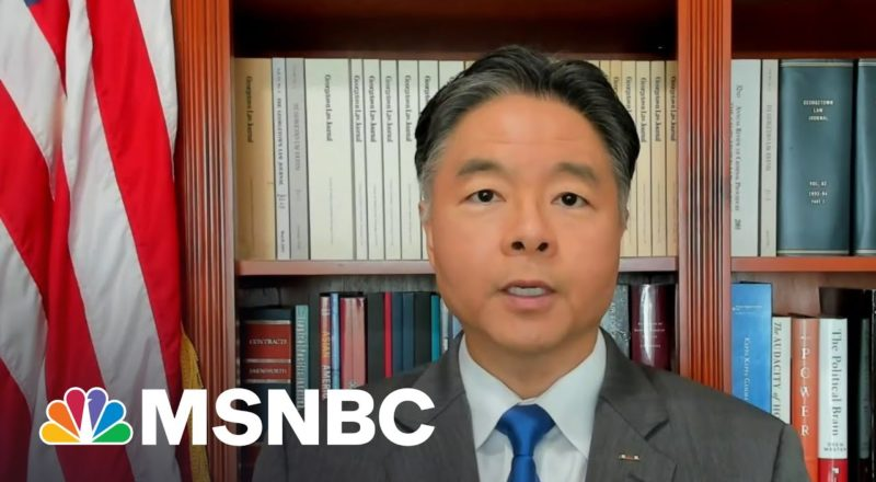 Rep. Lieu: 'We're Going To Keep Fighting To Get H.R. 1 And 4 Through' 2
