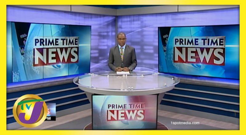 Jamaican News Headlines | TVJ News - June 7 2021 1