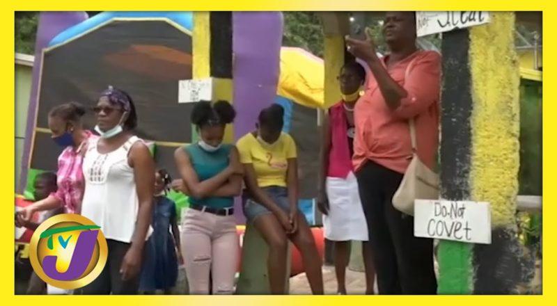 Jamaican Teenager Prayer Warriors | TVJ News - June 7 2021 1