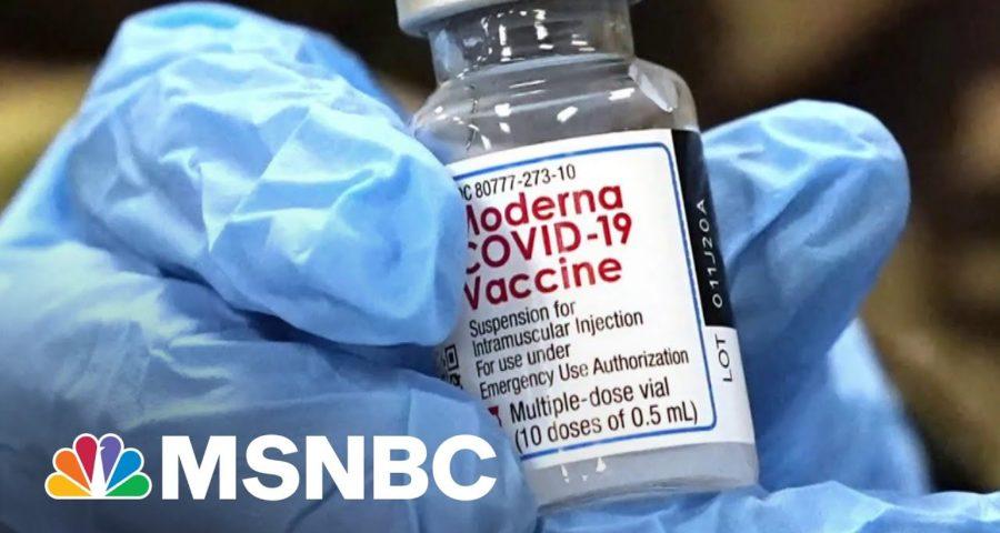 Moderna Asks FDA For Full Approval Of Vaccine 1