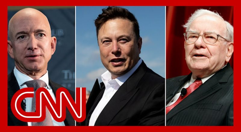 IRS documents show Bezos, Musk and Buffett pay almost no taxes 6