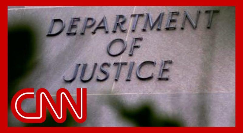 Trump's DOJ pursued CNN reporter's emails in secret court battle 1