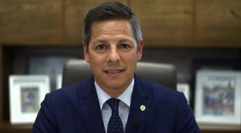 Winnipeg Mayor Bowman outlines his concerns with Premier Pallister's vaccination cards 1