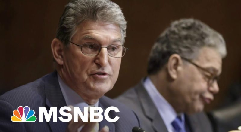 Civil Rights Groups Push Manchin To 'Go On A Majority Vote' 1