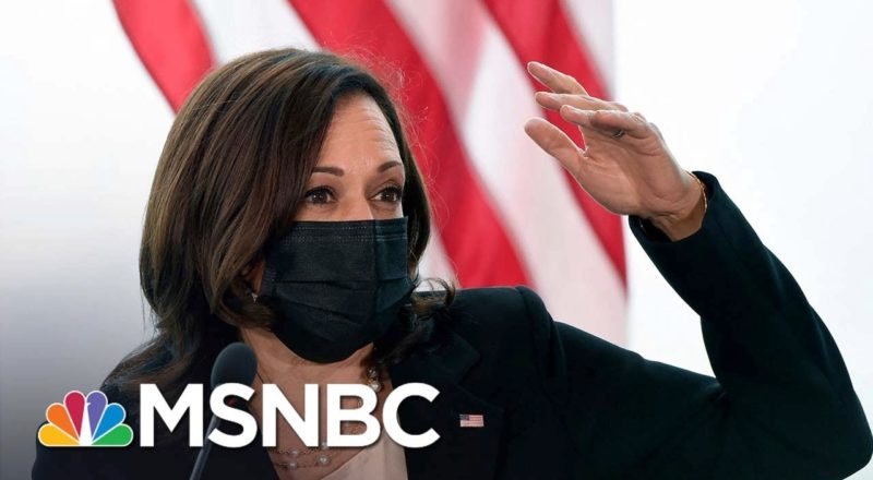 Harris' Immigration Work At Border Is A 'Complex Set Of Issues' 1