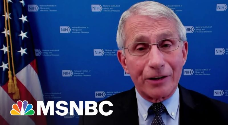 Dr. Anthony Fauci On Covid Origins, New Variant 1