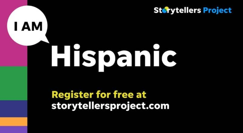 I am Hispanic | The I Am series from Storytellers Project | USA TODAY Network 1