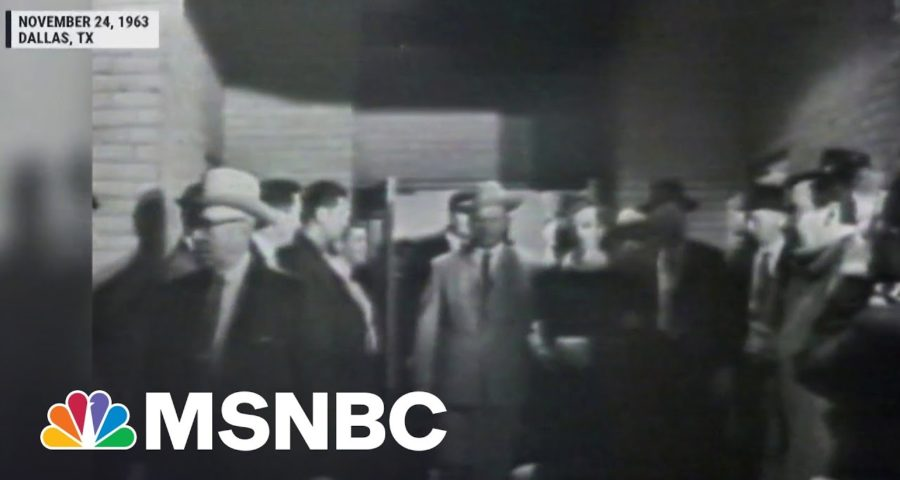 'He Was A Loser': What 'Kennedy's Avenger' Uncovers About Jack Ruby 1