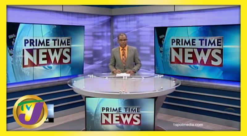 Jamaica News Headlines | TVJ News - June 8 2021 1