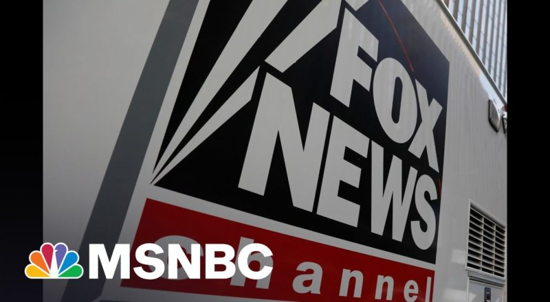 Fox News Staffers 'Disturbed' By The Influence Of Their Channel 1