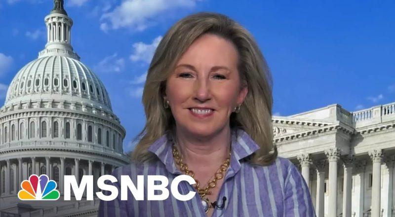 Barbara Comstock Speaks Urgency Of Subpoenas To Investigate 1/6 1