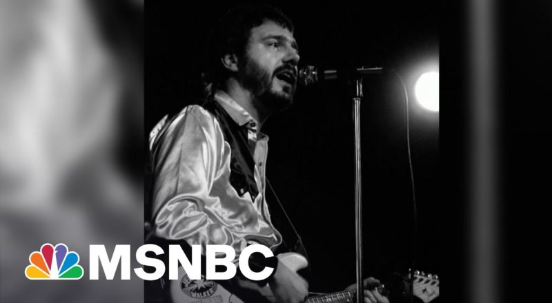 Music Legends Pay Tribute To Jerry Jeff Walker   MSNBC 1