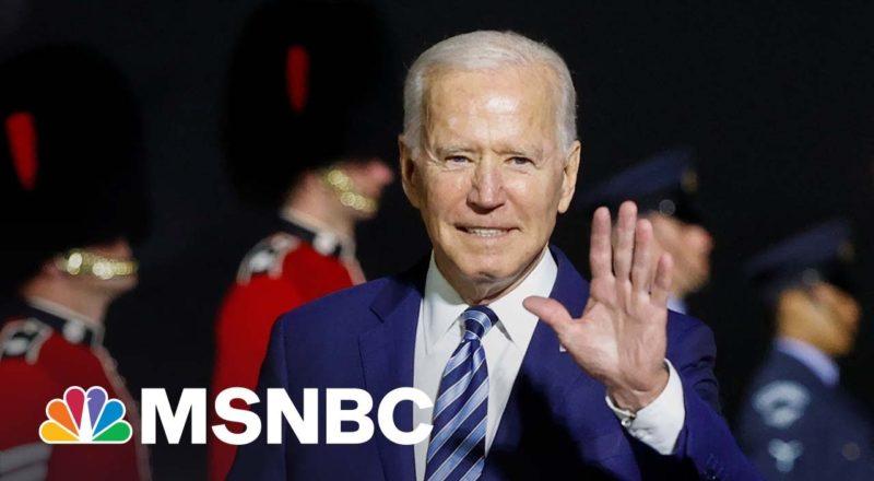 Riggleman, Bremmer Discuss Biden's Message On World Stage 1