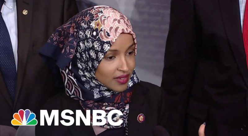 Ilhan Omar Condemned For Remarks On US, Israel, Hamas And The Taliban 5