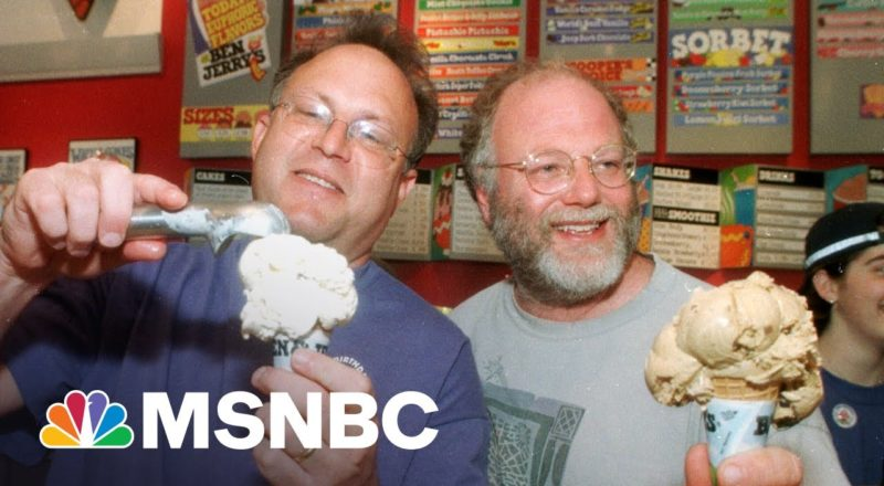 As GOP Hits 'Woke' Companies, Ben & Jerry Hit Back On Values, Equality & Police Reform 1