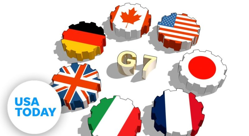 G7 summit What is it about and who is part of the 'Group of Seven?'   USA TODAY 1