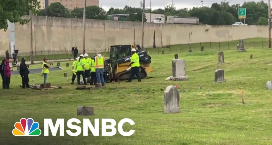 Archaeologists Excavate Mass Grave In Search Of Tulsa Massacre Victims 7