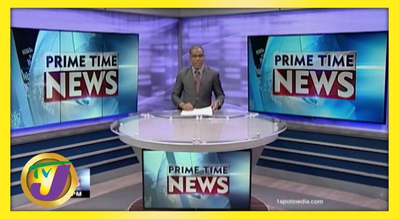 Jamaica News Headlines   TVJ News - June 9 2021 1