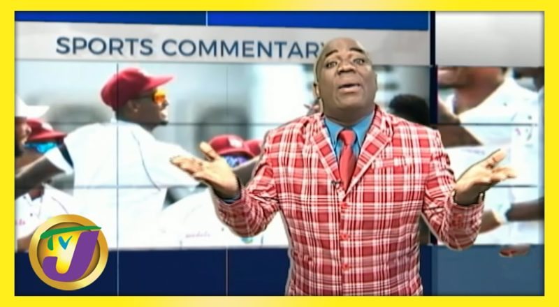West Indies Cricket | TVJ Sports Commentary - June 9 2021 1