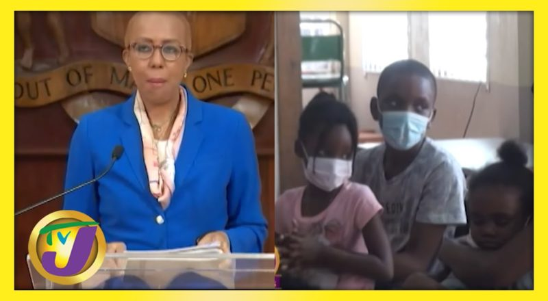 Over 120,000 Jamaican Student Absent from Online Classes | TVJ All Angles - June 9 2021 1