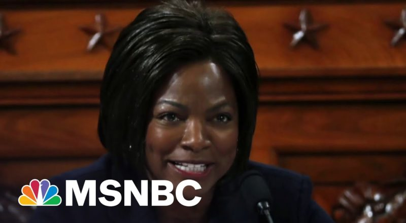 The Typical Republican Playbook Won't Stick With Val Demings 2