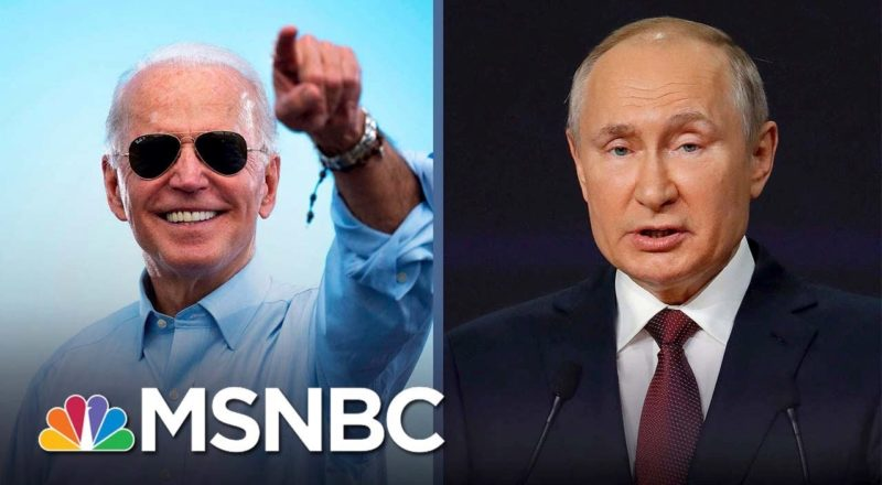 How Biden Should Interact With 'Modern Day Czar' Putin 1