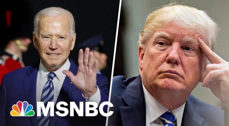 Biden Benefits From Contrast With Trump In Bid To Restore U.S. Image Abroad 1