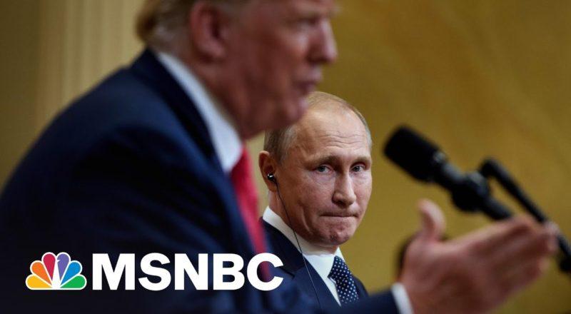 Trump Asks Biden To Pass A Message To His Old Friend Putin 1