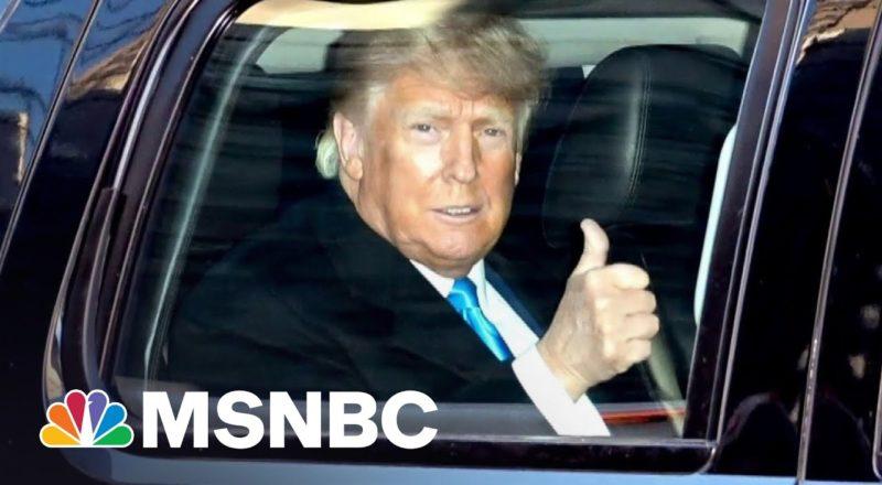 Trump Is Reportedly Crashing Mar-a-Lago Memorial Services 2