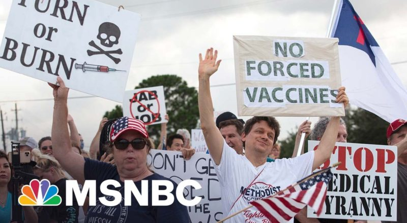 Battle Erupts At Texas Hospital Over Covid Vaccination Mandate 1