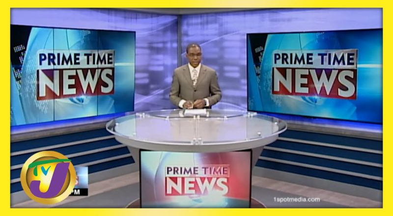 Jamaican News Headlines   TVJ News - June 10 2021 1